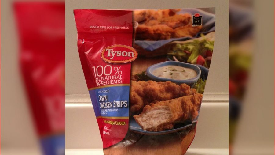 Almost 12 Million Pounds of Tyson Chicken Strips Have Been Recalled Because They Might Have Metal
