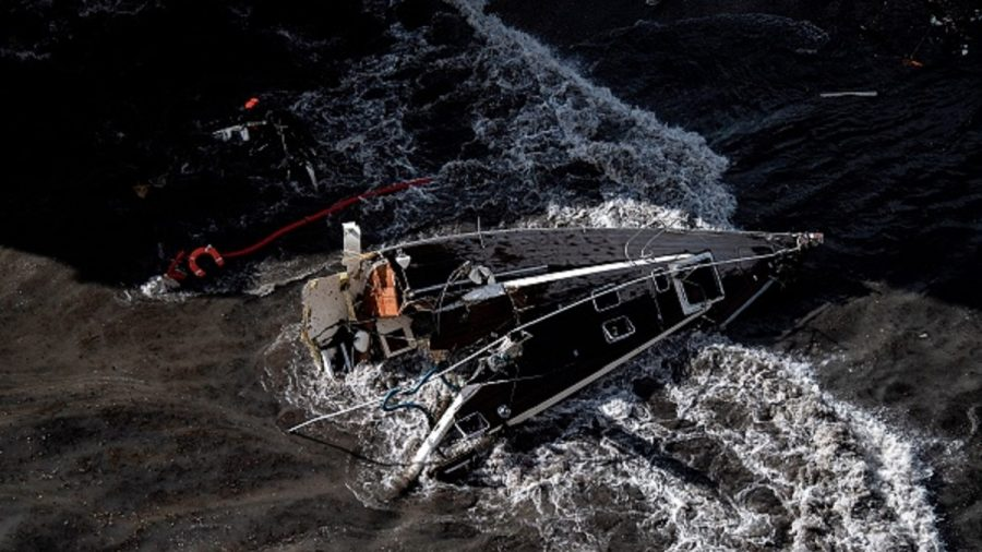 Luxury Superyacht Lost at Sea After Falling Off Cargo Ship