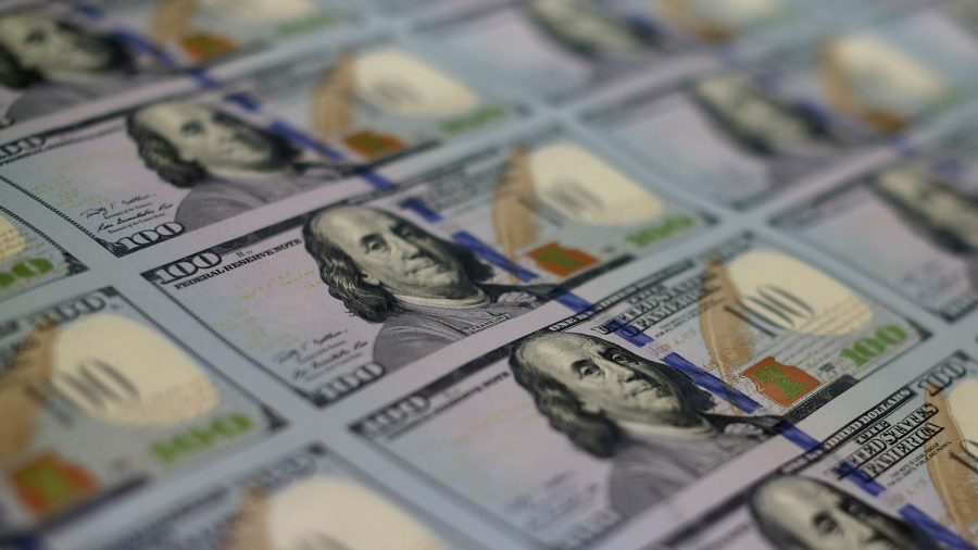 Man Tries to Use Fake $1 Million Bill to Open a Bank Account