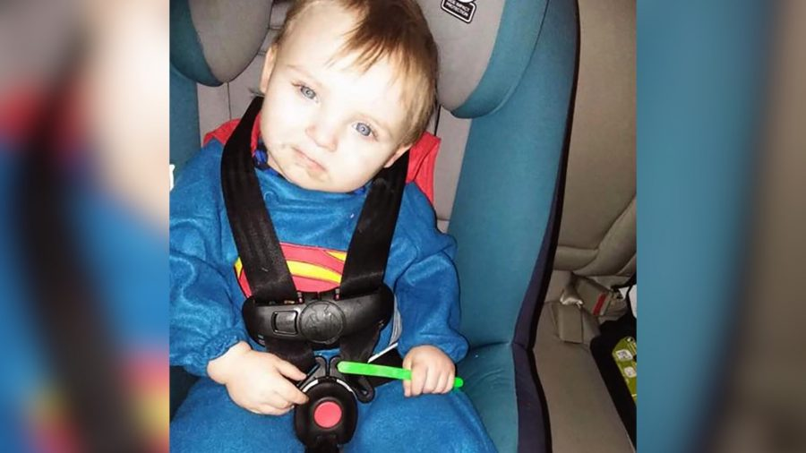 Mother of missing toddler charged in Virginia