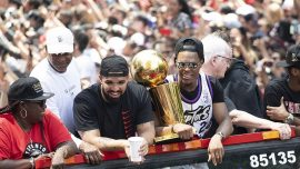 Toronto Raptors Two-Million Strong NBA Victory Bash Marred by Shooting