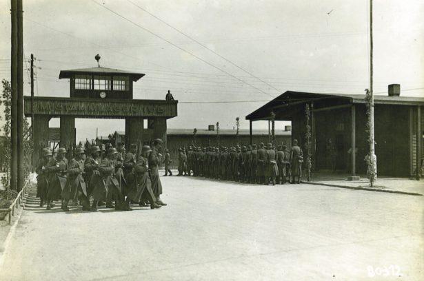 Stalag Prisonner Camp