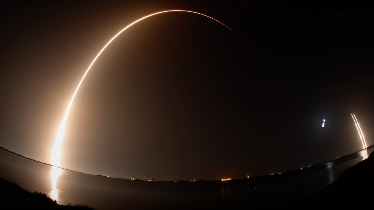 SpaceX Falcon 9 Heavy launch went perfectly