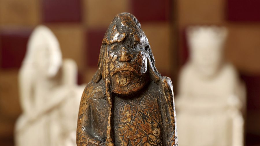 Missing Lewis Chessman Found, Could Fetch $1 Million at Auction