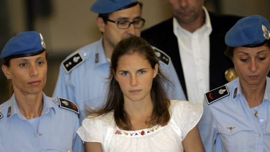 Acquitted Knox Back in Italy for Wrongful Conviction Talk
