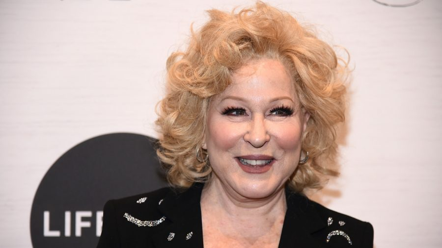 Bette Midler Says Someone Near Trump Should Stab Him, Later Deletes Tweet