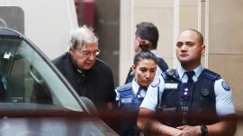 Cardinal Pell Returns to Prison Cell to Await Appeal Decision