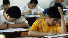 China Moves to Suspend Some History Tests for US College Credit by 2020