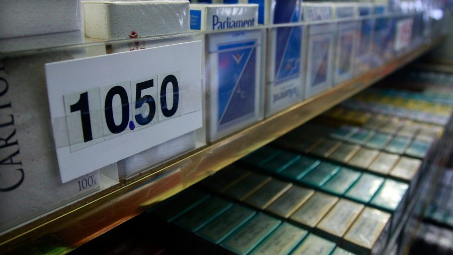 Age for Buying Tobacco, Nicotine Products in Virginia Is Now 21