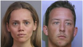 Woman Arrested After Handing in Her Husband's Guns to the Police
