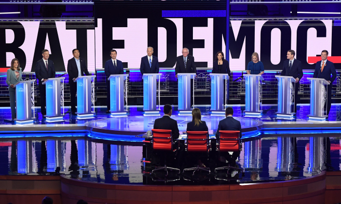 All Democrat Candidates Say Their Government Health Plans Would Cover Illegal Aliens