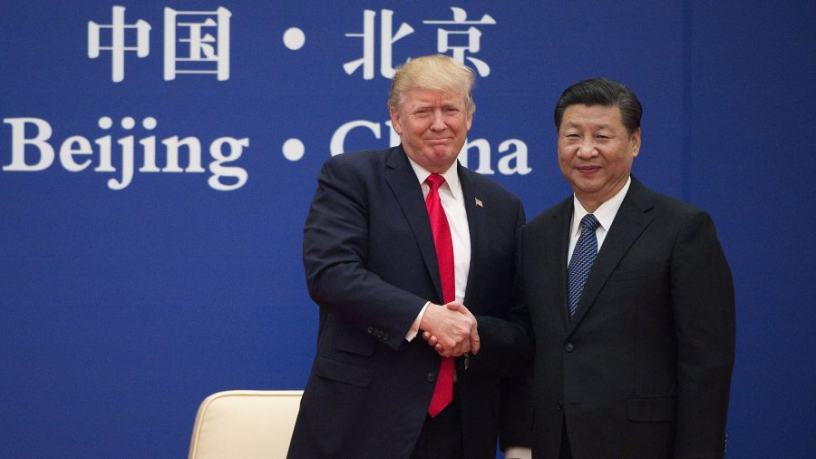 Trump Warns Beijing That Violent Crackdown in Hong Kong Would Harm Trade Talks