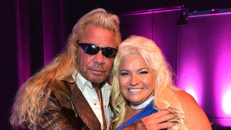 Dog the Bounty Hunter shares heartbreaking photo from wife Beth's hospital bedside