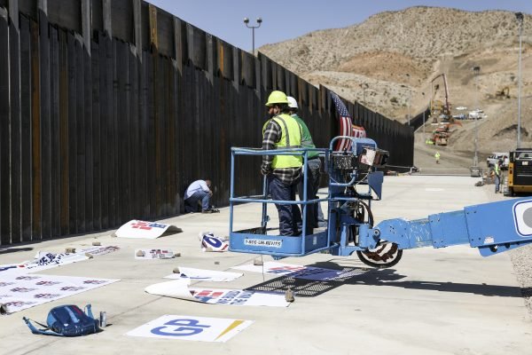 Private Border Wall Group Closes Gate After International Agency Forced Gate Open, Ordered It to Stay Open