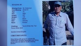 Hiker, 73, Found a Week After Getting Lost in the California Wilderness