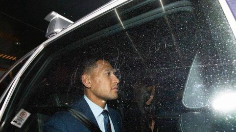 Folau Claims Religious Discrimination After GoFundMe Shuts Down His Campaign Page