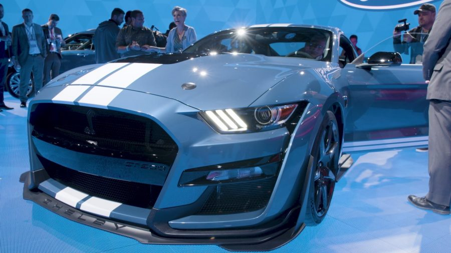 Ford Says the 2020 Mustang Shelby GT500 Is Its Most Powerful Car Ever