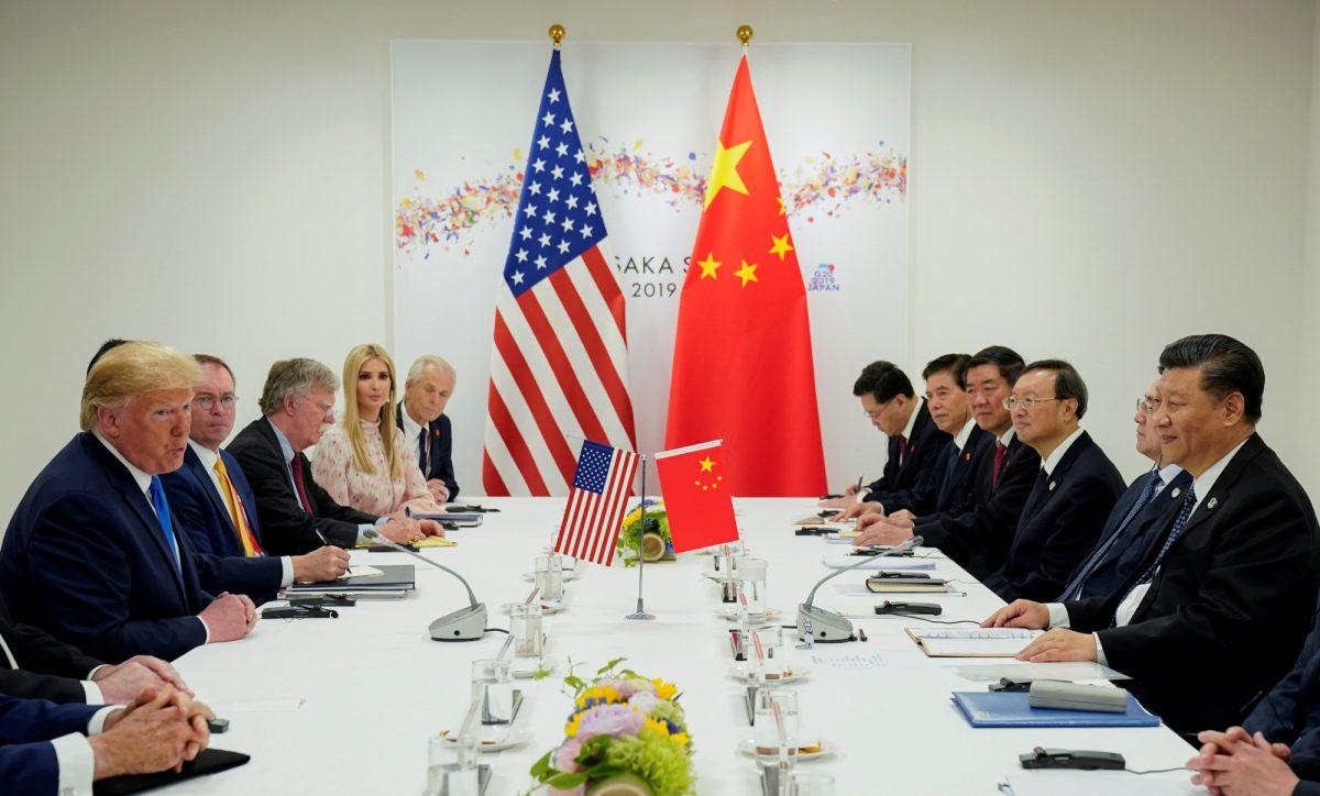 G20 Trump and Xi