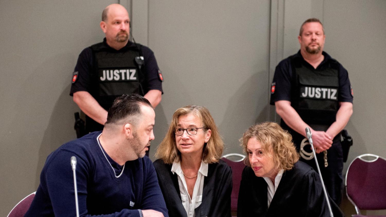 German serial killing nurse