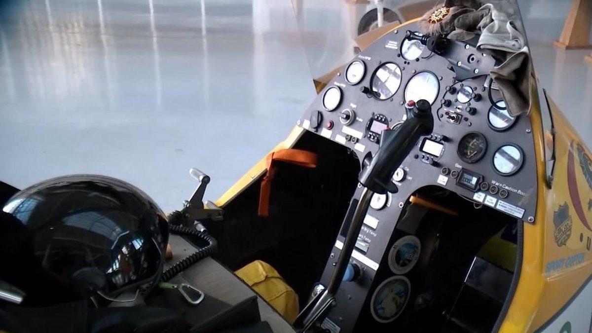 KPTV Gyrocopter