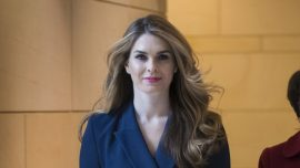 Hope Hicks Returning to White House to Work 'Closely' With Kushner, Official Says