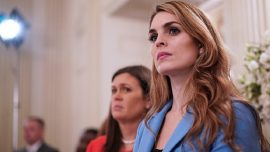 Devin Nunes Says 'Pervy' Democrats Asked Hope Hicks About Her Love Life