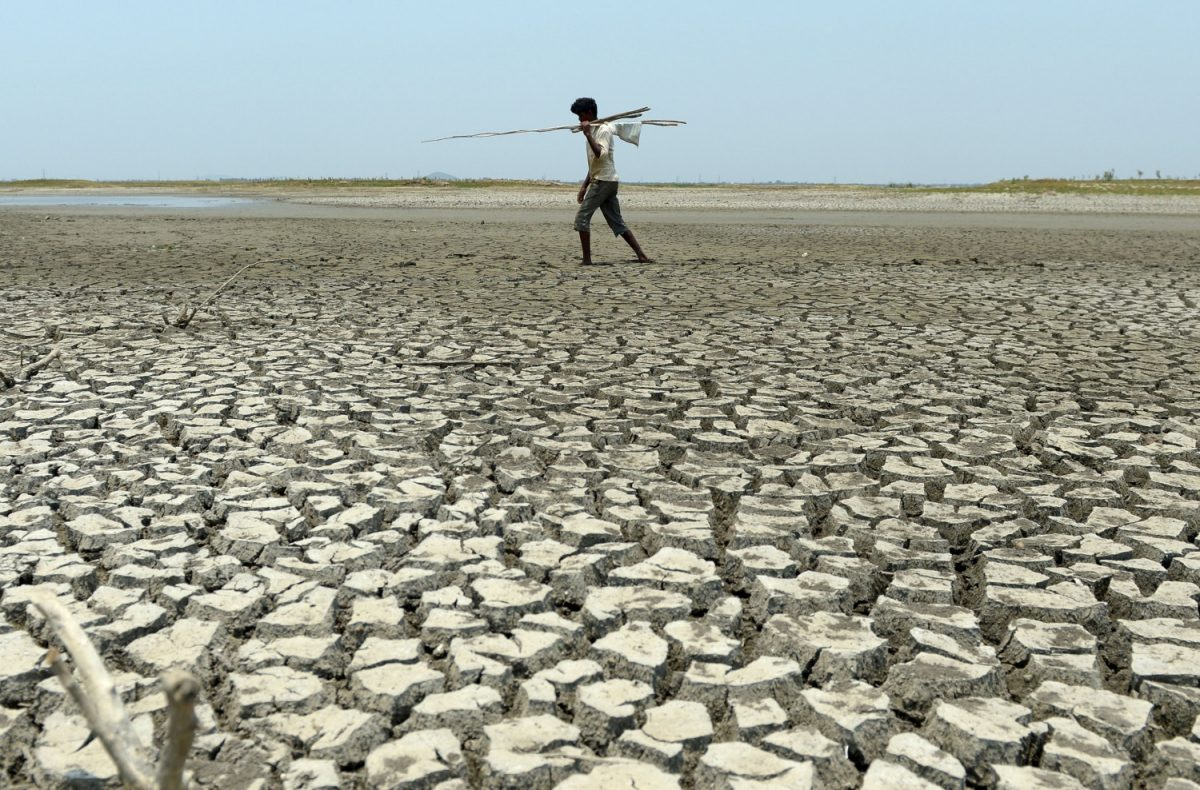 At Least 36 People Dead in One of India's Longest Heatwaves