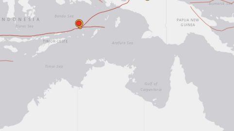 Massive 7.3 Magnitude Earthquake Hits Indonesia, Evacuations in Australia's Darwin After Tremors Reported