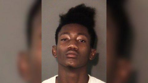 Burglary Suspect Caught, Had Machete Wound Inflicted by Boy