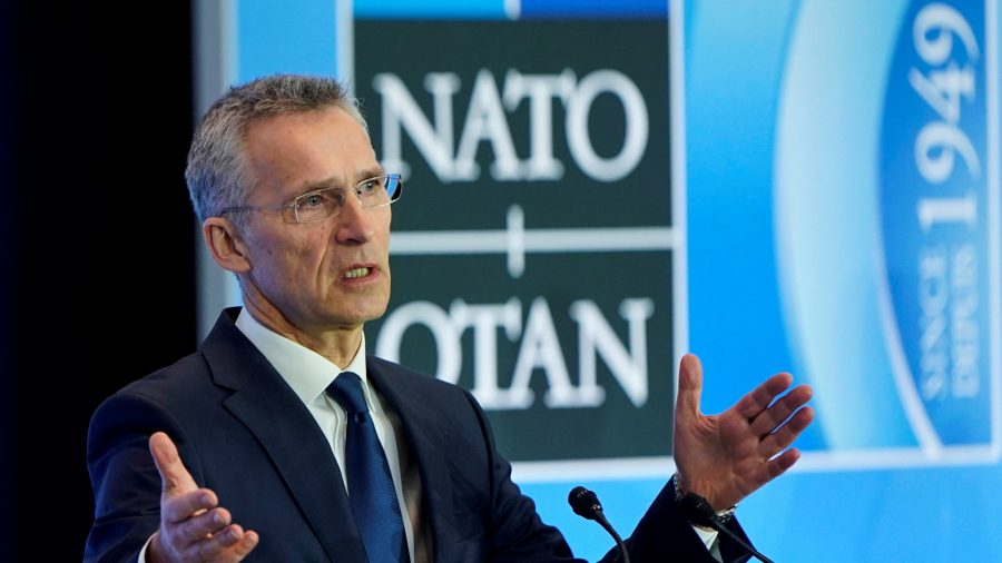 NATO Chief Leaves All Options Open to Counter Russia Missile