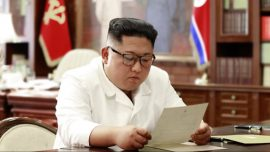 North Korea Says Trump Offered Virus Cooperation in Letter to Kim