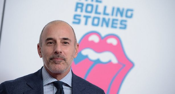 Matt Lauer Conspicuously Absent From Today's 25 Year Celebration