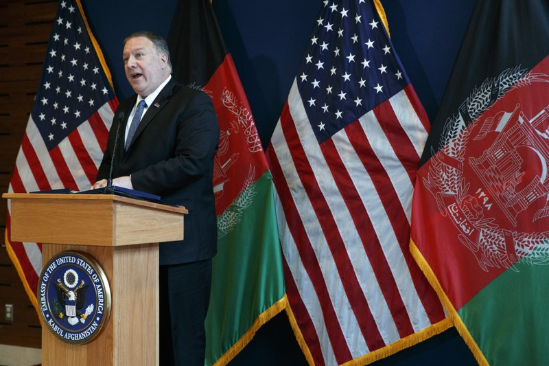 Mike Pompeo Afghanistan 2