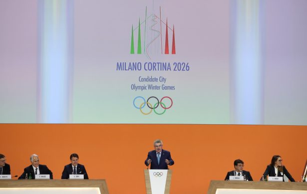 Milan and Cortina D'Ampezzo to Host 2026 Winter Games