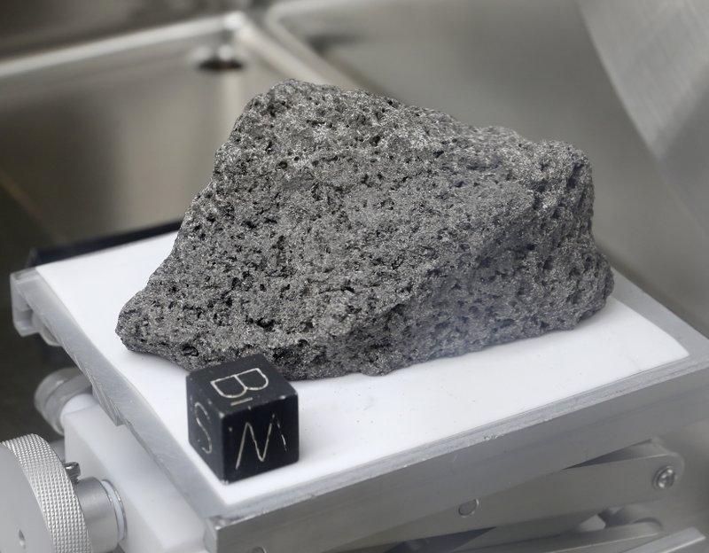 NASA Moon Rock 3
