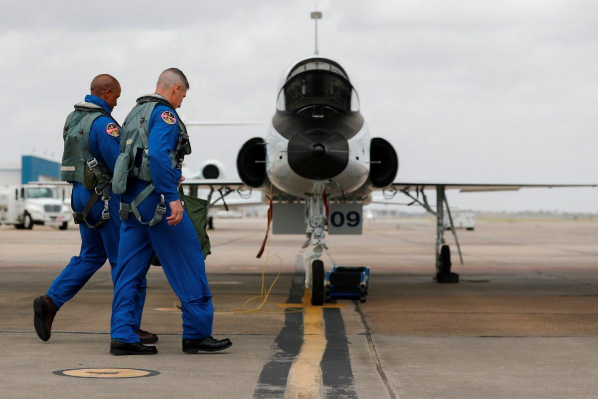 NASA commercial crew astronauts 2