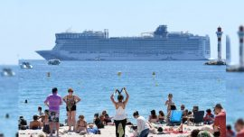 Cruise Line Says Search for Passenger in Mediterranean Ended