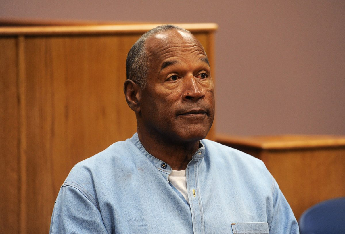 OJ Simpson charged with murder