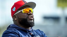 Former Red Sox Star Ortiz Upgraded to 'Good' Condition
