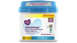 Infant Formula Sold Only at Walmart Is Recalled Because of Fears of Metal
