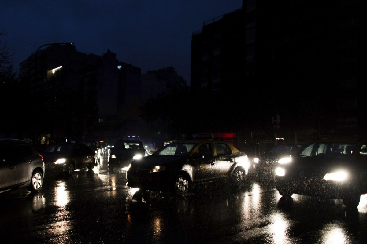 Power Outage in South America 5