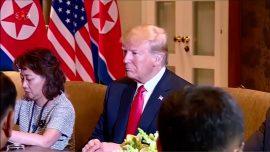 Under North Korea Threat, US Sticks to Its Denuclearization Demand