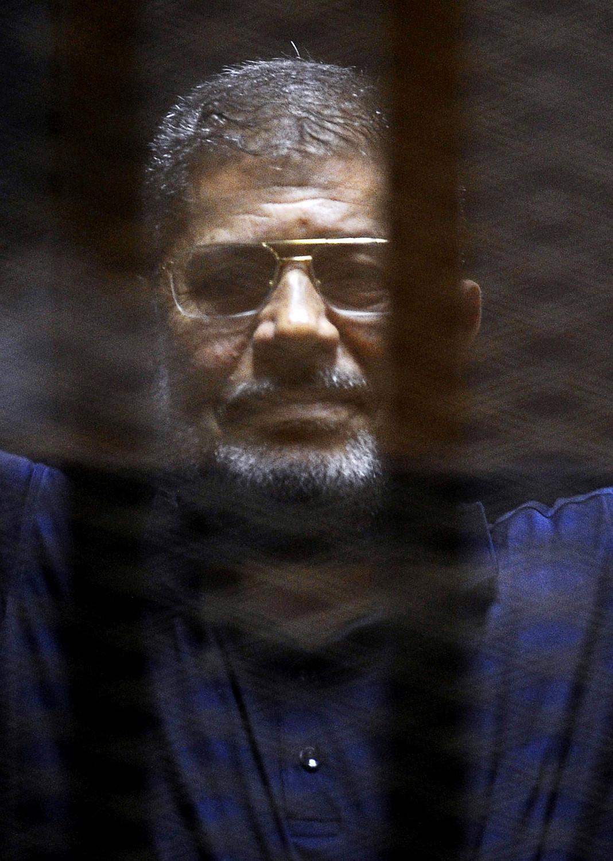 President Mohamed Morsi 1