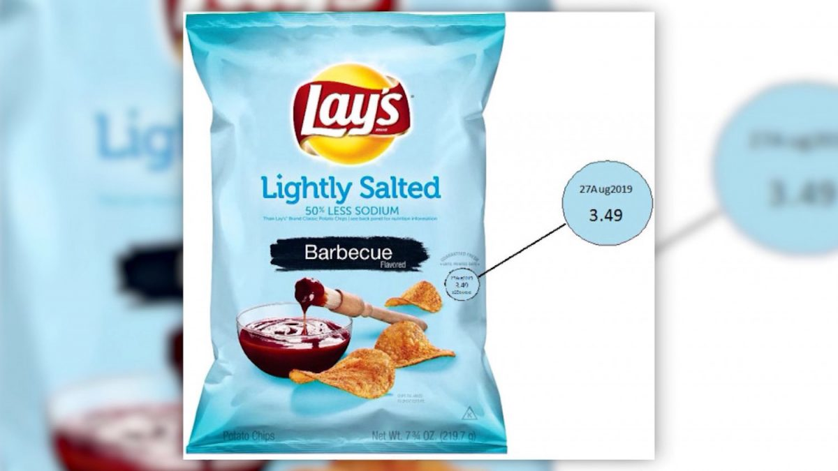Recall lays chips