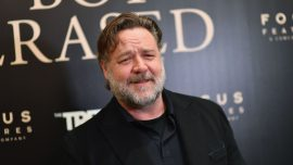 Russell Crowe Tweets Photos Showing How Rain Has Helped His Australia Property Heal From Fires