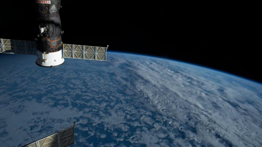 An Astronaut Recorded a Time Lapse Video of Earth and It's Breathtaking