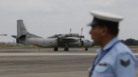 Indian Military Plane Vanishes Mid-Flight