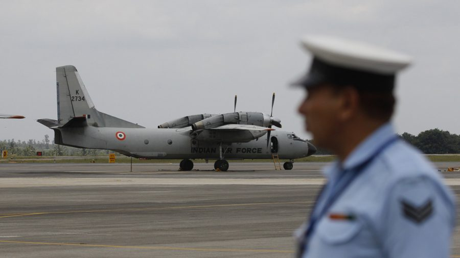 Indian Military Plane Vanishes Mid-Flight