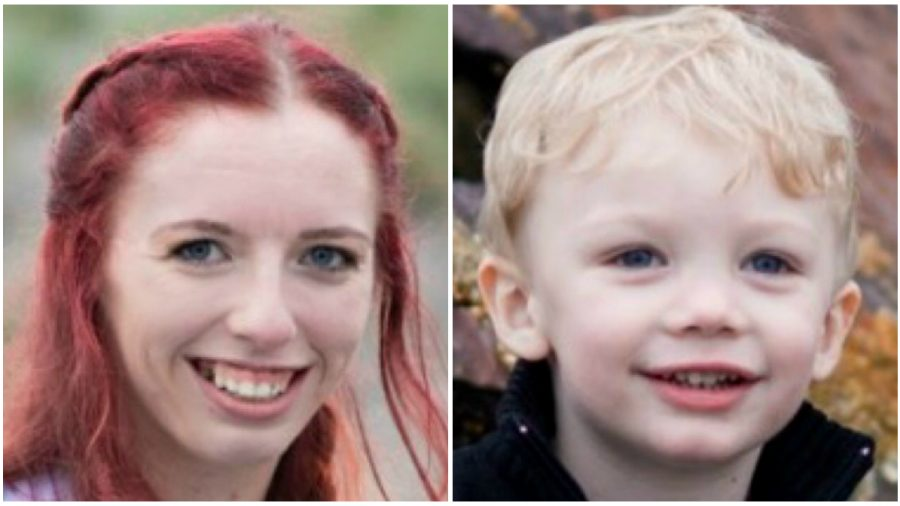 Bodies Found of Missing Oregon Mother and Son, 3