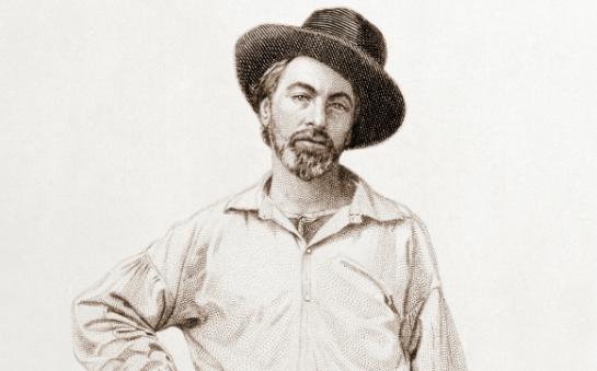 'Bard of Democracy' Exhibition Celebrates Whitman's 200th Birthday